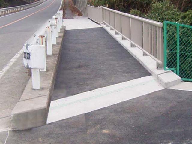 杉名橋側道橋 (安中市)